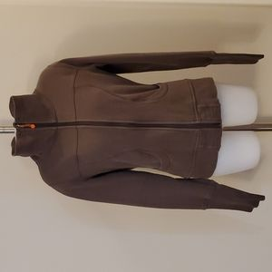 Vintage Scuba Lululemon Fleece Lined Jacket B1 S-Medium